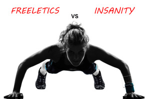 freeletics vs insanity