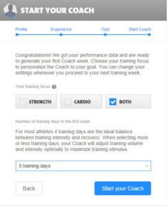 Freeletics Coach App