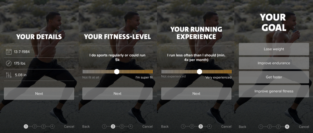 Freeletics Running - Coach