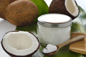 coconut oil for hit training
