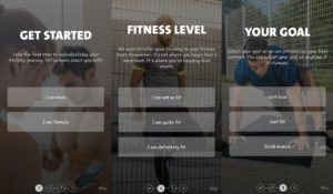 Getting started with Freeletics